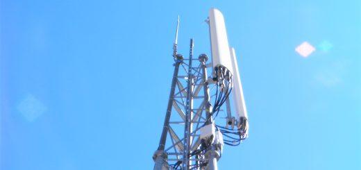 couverture téléphone mobile la tranche sur mer
